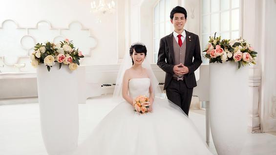 结婚誓言拍摄MV