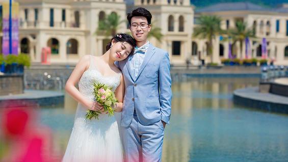 时尚动感婚礼倒计时