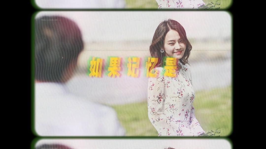 复古情怀婚礼视频编辑素材